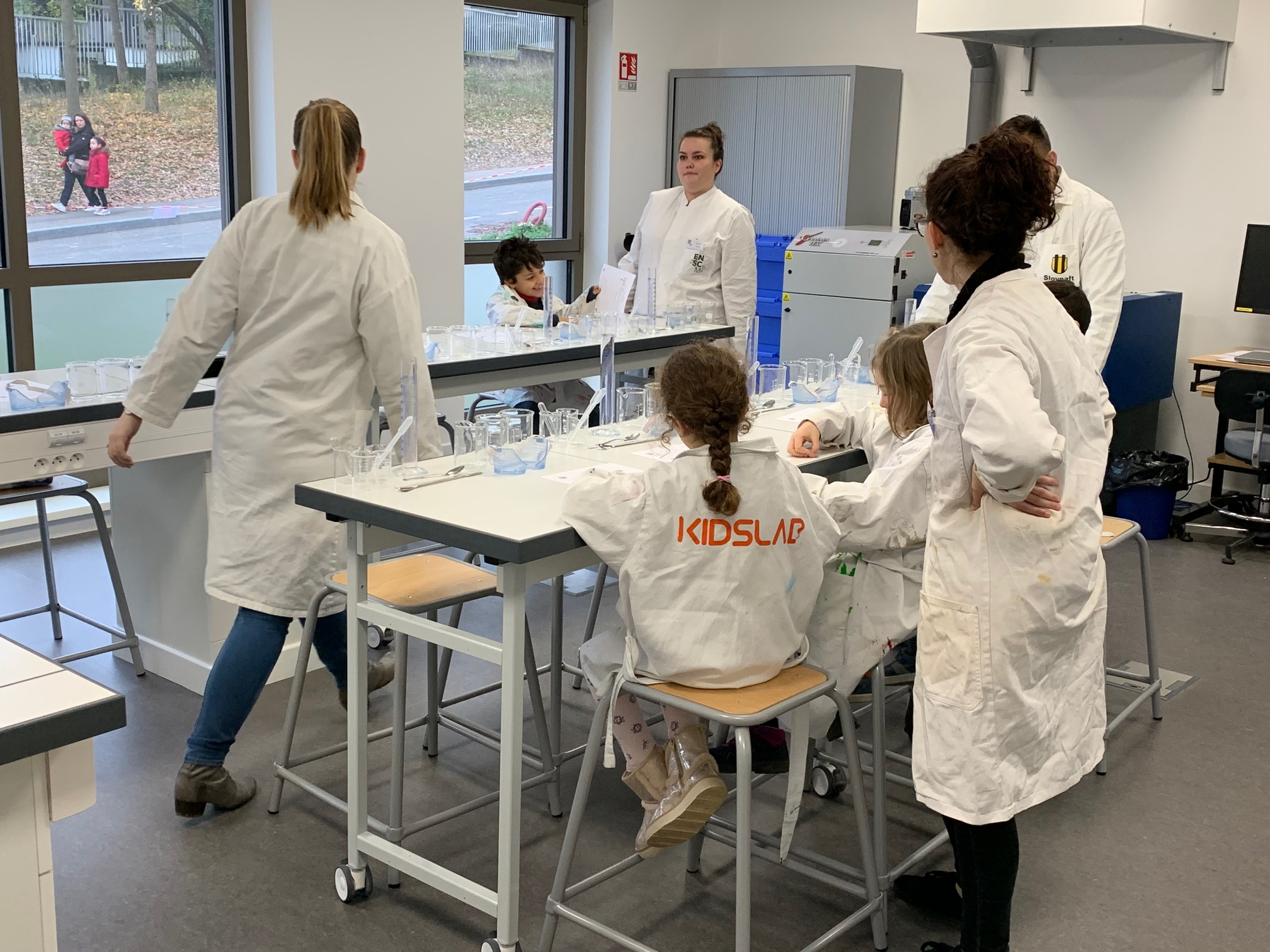 « La médiation scientifique intégrée à la formation des élèves » – ENSCMu