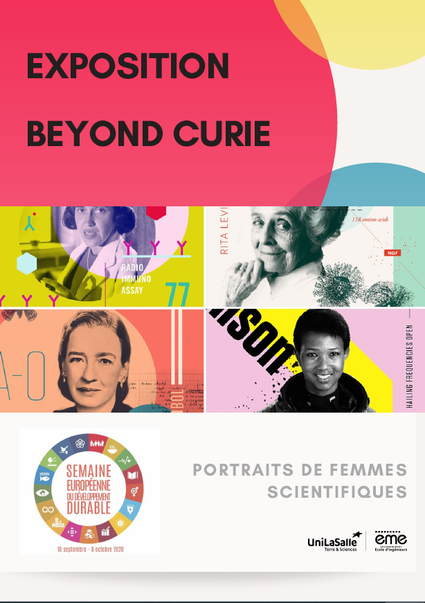 « Exposition Beyond Curie » – UniLaSalle