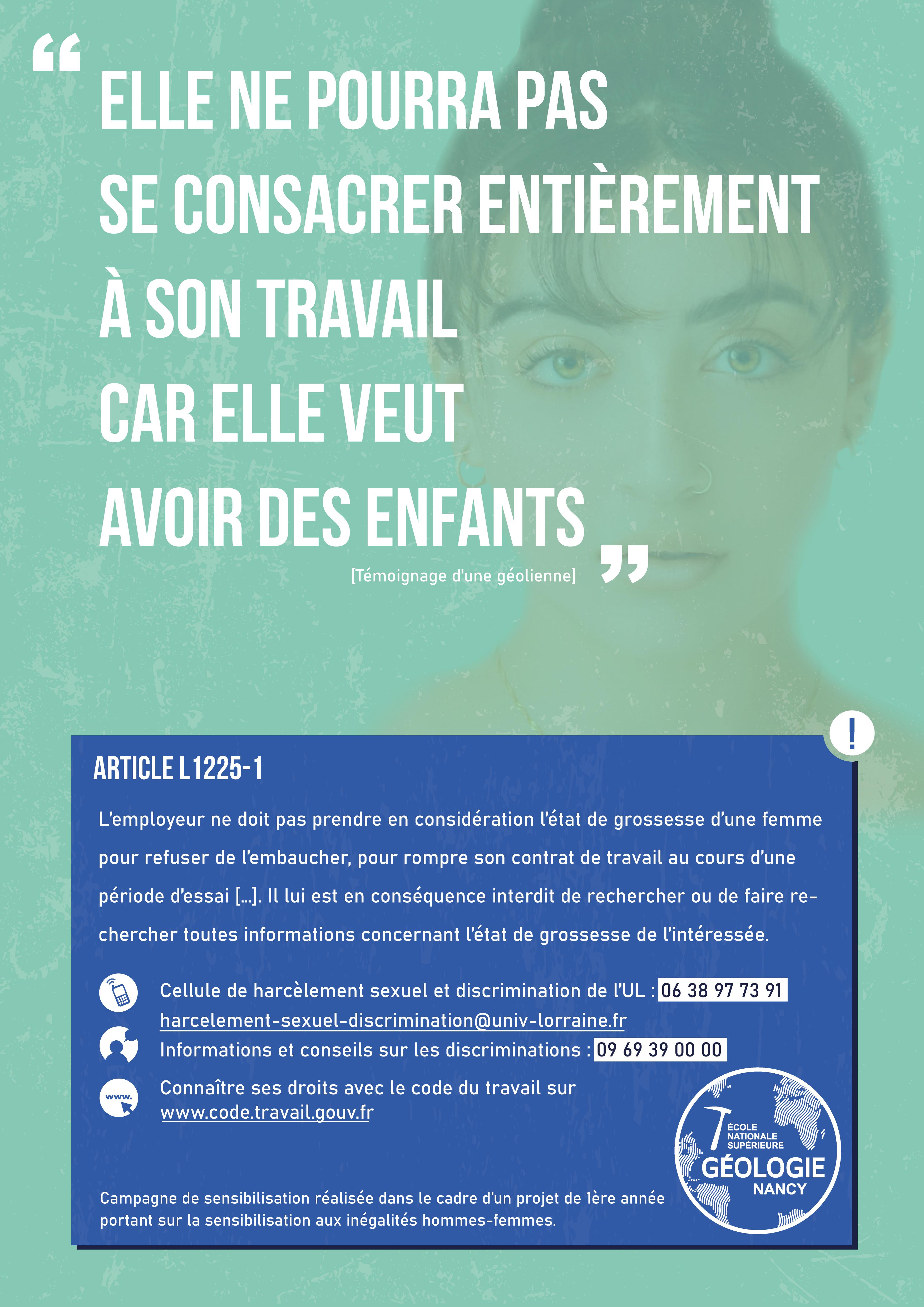 « Défi ingénieuse » – ENSG Nancy